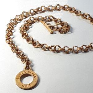 Leslie Brock necklace